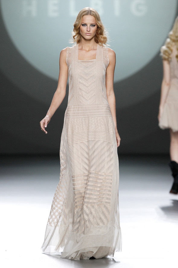 Madrid Fashion Week A/W 2012: Teresa Helbig. Изображение № 23.