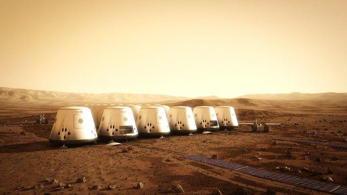 Mars One отобрал 100 кандидатов для полёта на Марс. Изображение № 1.