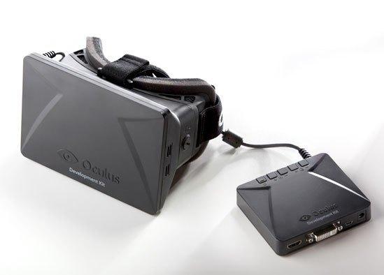Первое поколение VR-гарнитуры Oculus Rift. Изображение № 2.