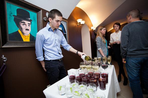Открытие гостиной L'Maison в Петербурге. Изображение № 1.