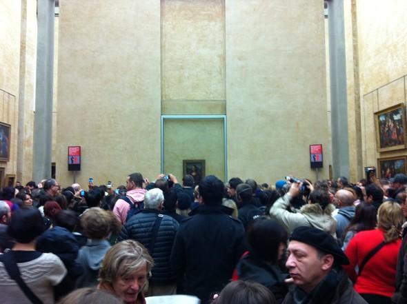 День в Лувре. Изображение № 3.