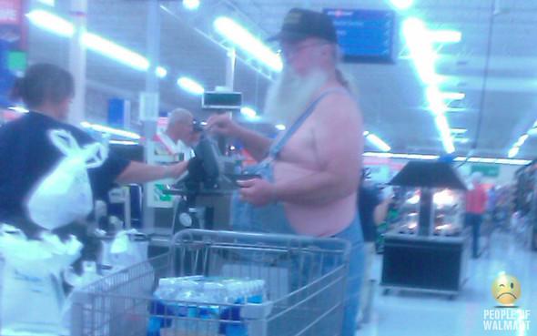 Покупатели Walmart илисмех дослез!. Изображение № 109.