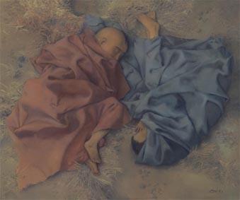 Галерея «Ханхалаев». Зорикто Доржиев иИрина Нараева. Изображение № 16.