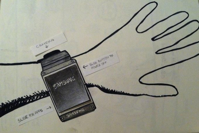 Опубликованы первые фотографии смарт-часов Samsung. Изображение № 3.
