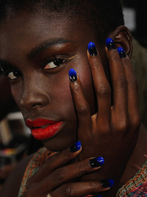 Fashion week: The nails for spring 2012. Изображение № 25.