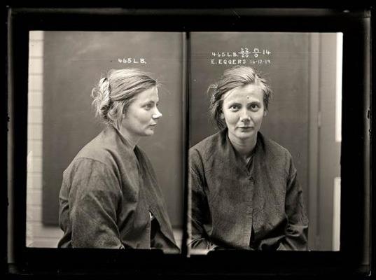 Закон и беспорядок: 10 фотоальбомов о преступниках и преступлениях. Изображение № 94.