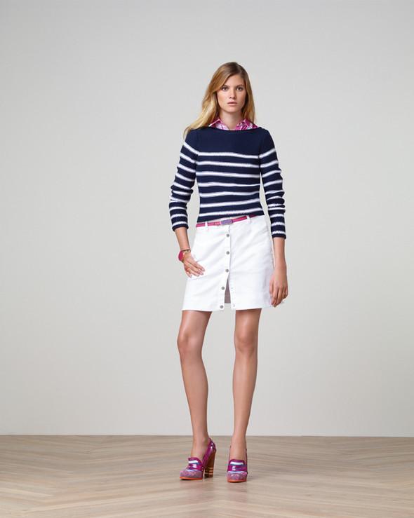 Лукбук: Tommy Hilfiger Sportswear SS'12 (мужская и женская коллекции). Изображение № 23.