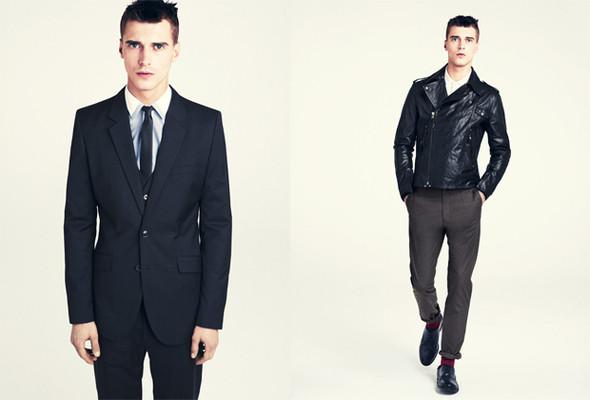 Изображение 3. Лукбук: H&M FW 2011 Menswear.. Изображение № 3.
