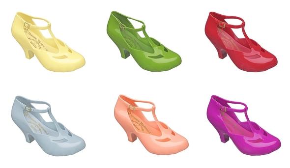 Разноцветный пластиковый миротMelissa. Изображение № 4.