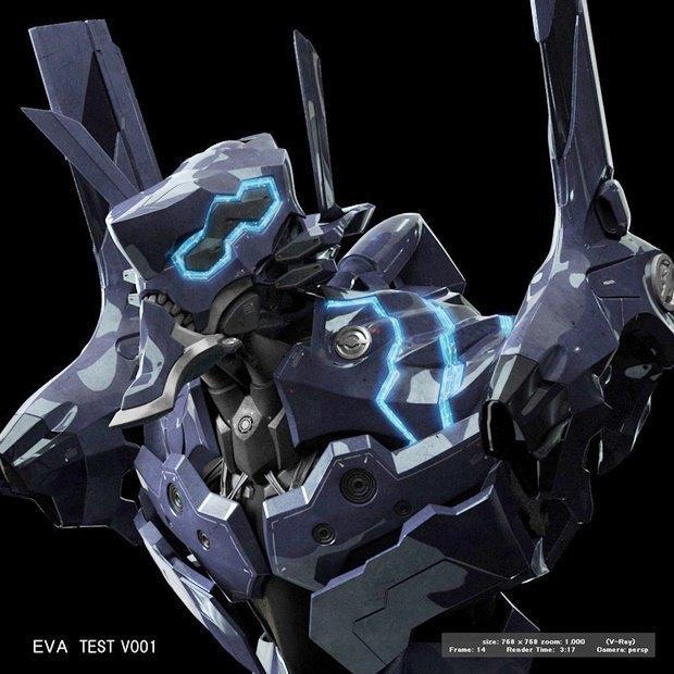 Синдзи Арамаки снял короткометражку по Neon Genesis Evangelion. Изображение № 6.