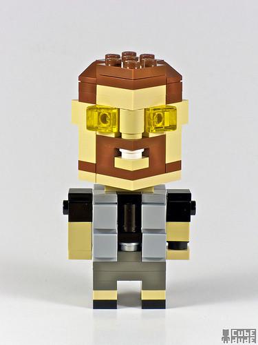 Изображение 2. Lego-герои CubeDude .. Изображение № 2.