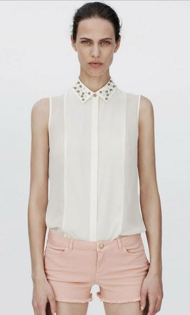 ZARA Lookbook(women june). Изображение № 13.