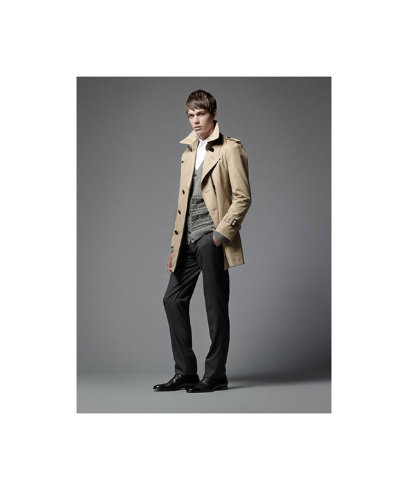 Лукбук: Burberry Black Label Fall 2011. Изображение № 2.