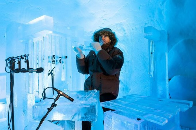 В Норвегии пройдет «ледяной» музыкальный фестиваль. Изображение № 1.