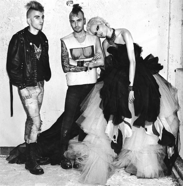 5 новых съемок: Dossier, Muse и Vogue. Изображение № 61.