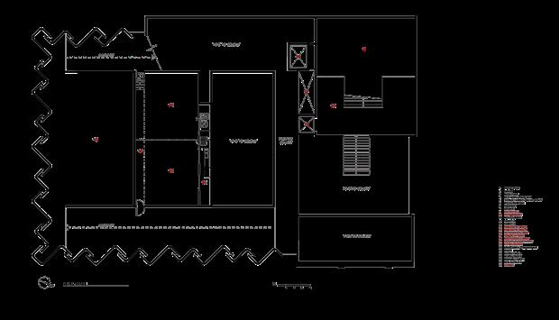 Архитектура дня: музей сволнистым фасадом изнержавеющей стали. Изображение № 17.