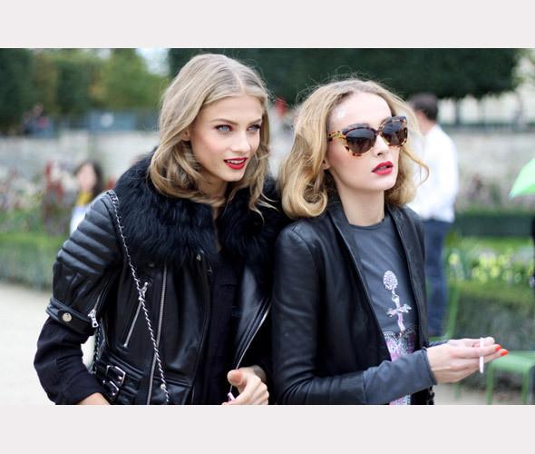 Нерабочее время: Блоги об уличном стиле моделей. Изображение № 49.