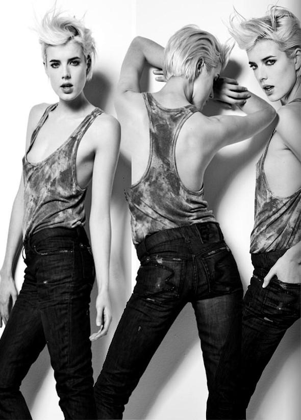 Ellus Jeans Deluxe FallWinter 2009. Изображение № 3.