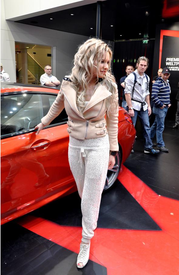 Natalia Freidina at 82nd Geneva International Motor Show. Изображение № 26.