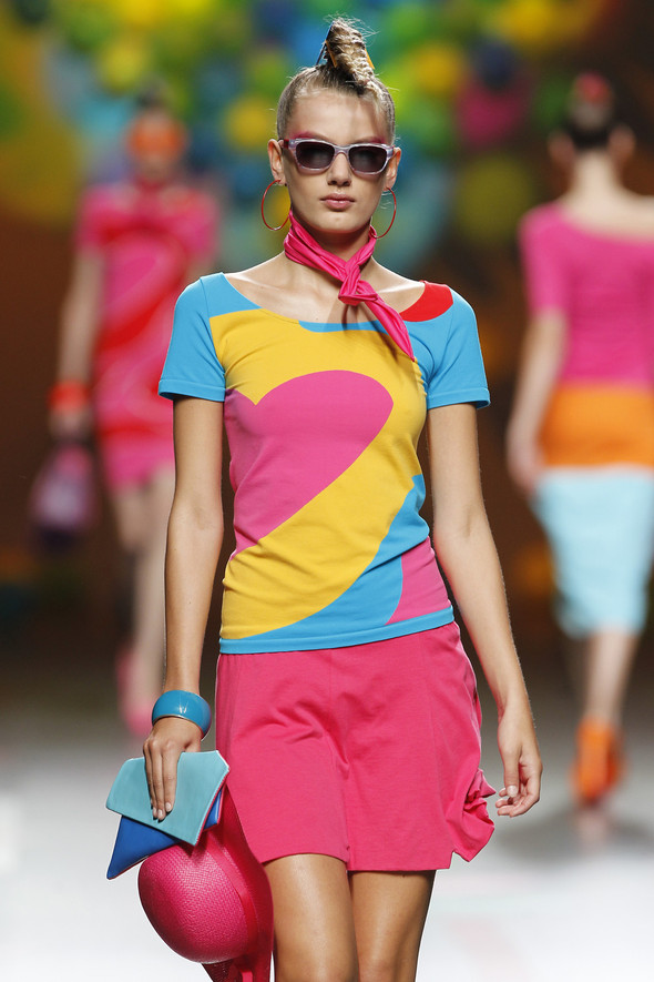 Madrid Fashion Week SS 2012: Agatha Ruiz de la Prada. Изображение № 15.