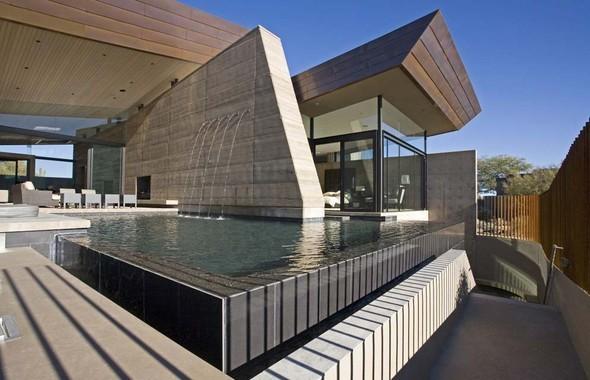 Дом Desert Wing от Brent Kendle. Изображение № 10.