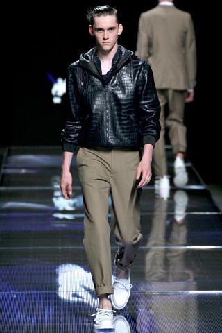 Неделя мужской моды в Париже: День 2. Изображение № 33.