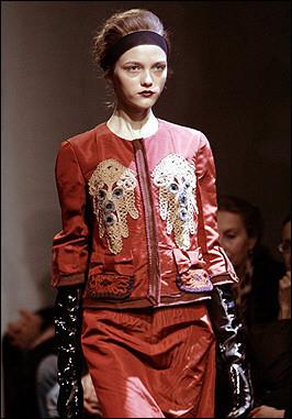 Итоги женской моды прошедшего десятилетия. Изображение № 6.