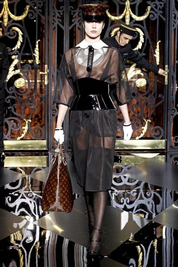 Изображение 60. Louis Vuitton Fall 2011.. Изображение № 60.