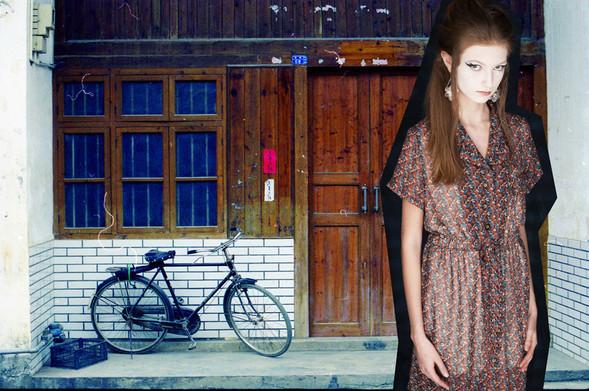 Fashion съемка одежды секонд - хенд. Изображение № 3.