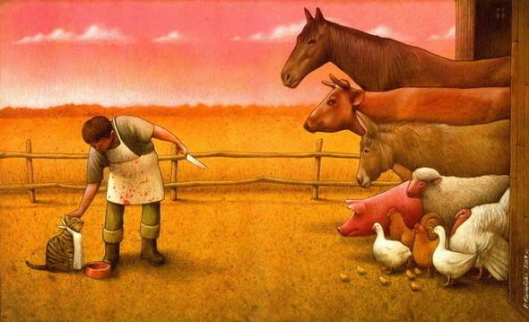 Изображение 12. Карикатурист Pawel Kuczynski.. Изображение № 12.