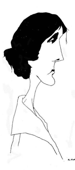 Карикатуры на писателей. Изображение № 12.