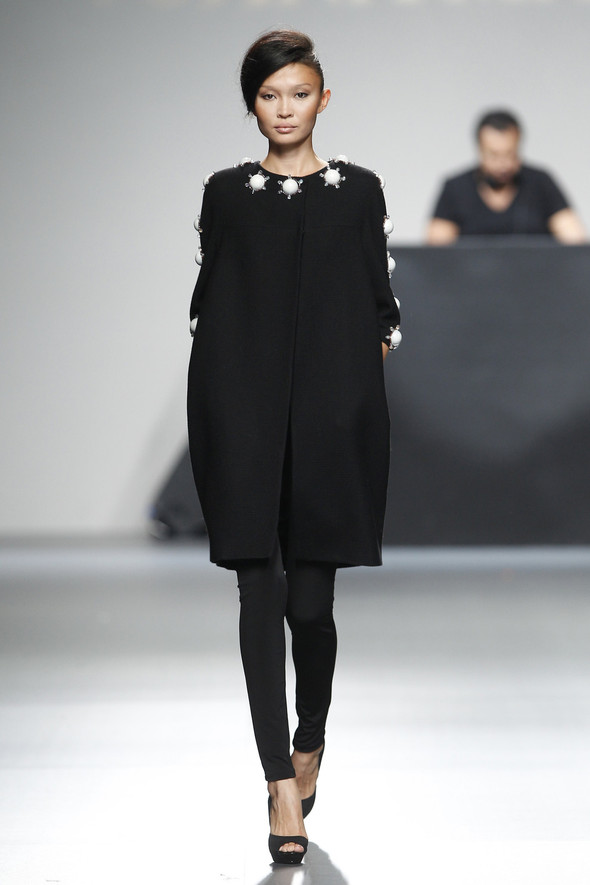 Madrid Fashion Week A/W 2012: Juana Martin. Изображение № 24.
