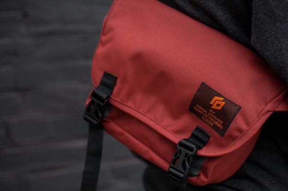 Good Local — детали / сумки и рюкзаки от Гоши Орехова. Изображение № 2.