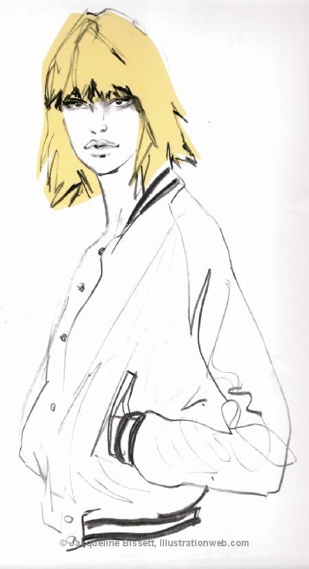 Иллюстратор Жаклин Биссет. Изображение № 25.