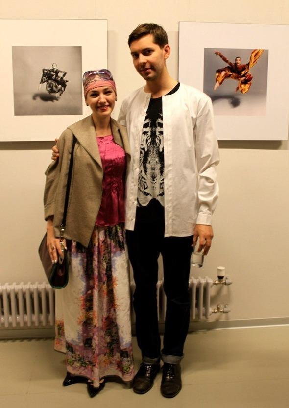 Проект «Дневник Стилиста»: Марина Банцер о фотовыставке DANCE IN VOGUE. Изображение № 2.