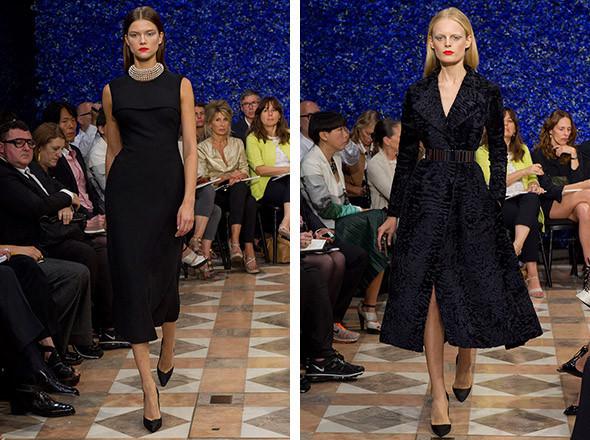 Кутюр в деталях: Первая коллекция Рафа Симонса для Dior. Изображение № 18.