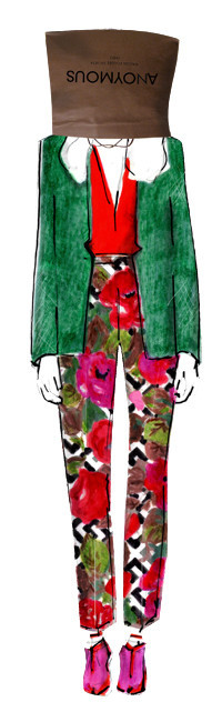 Модный дайджест: Королева принтов, социальная жизнь моделей и анонимный ассистент. Изображение № 6.