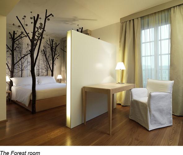 Изображение 37. Design Hotels: MAISON MOSCHINO, Милан.. Изображение № 37.