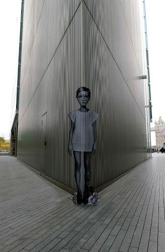 Лучшие стрит-арт проекты 2011 года. Изображение №67.