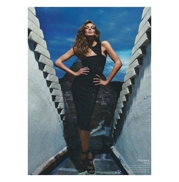 Изображение 49. Съемки: Harper's Bazaar, Industrie, Vogue и другие.. Изображение № 96.
