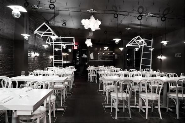 Место есть: Новые рестораны в главных городах мира. Изображение № 50.
