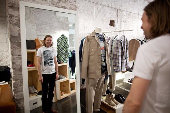 День с Питером Йенсеном: Разговоры о ретейле и шопинг в Москве. Изображение № 32.