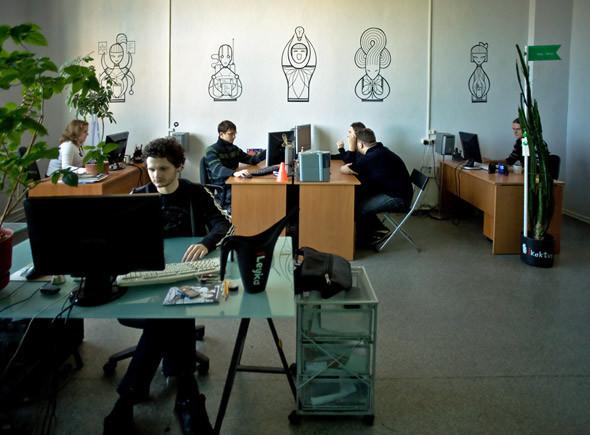 Офис дизайн-студии «Nimax». Изображение № 8.