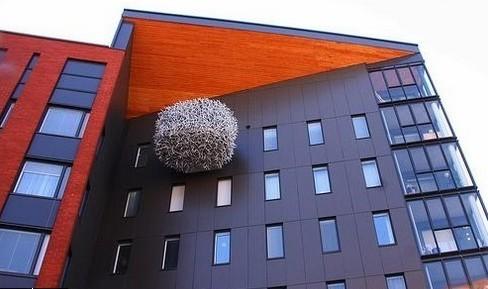 Креативные балконы. Увы, нев наших домах. Изображение № 6.