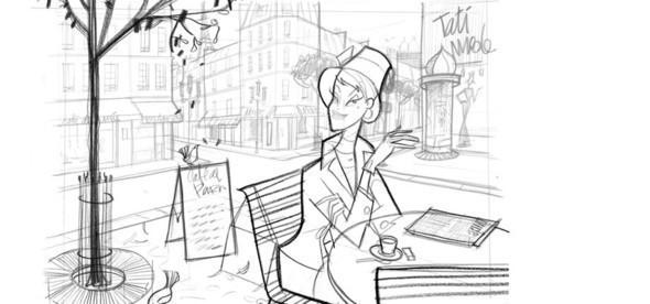 Monsieur Z-иллюстратор красивой жизни. Изображение № 29.