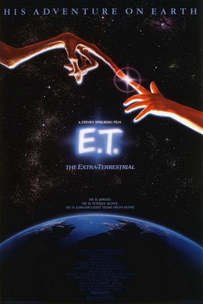 Постер фильма «Инопланетянин», Джон Алвин, 1980. Изображение № 1.