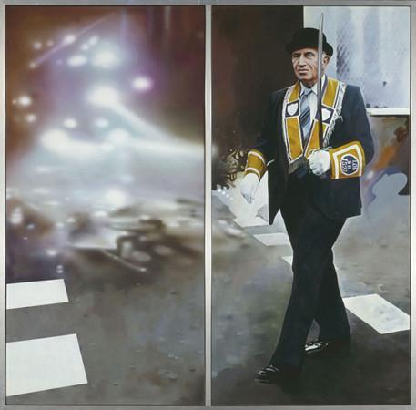 Попизм: 10 фактов о легенде поп-арта Ричарде Гамильтоне. Изображение № 23.