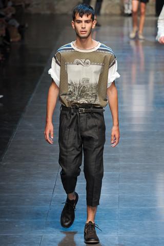 Неделя мужской моды в Милане: День 1. Изображение № 18.