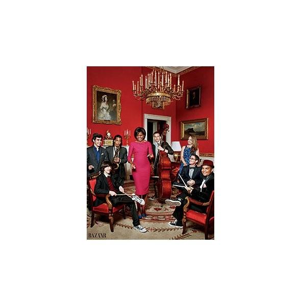 Новости моды: Мишель Обама, Джейсон Ву и Александр Вэнг. Изображение № 1.
