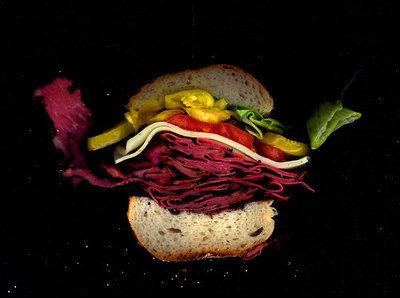 Scanwiches. Аты сканируешь свой сэндвич?. Изображение № 29.